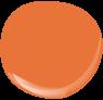 Tư vấn dùng màu trung tính để trang trí nội thất nhà-màu cam đỏ
