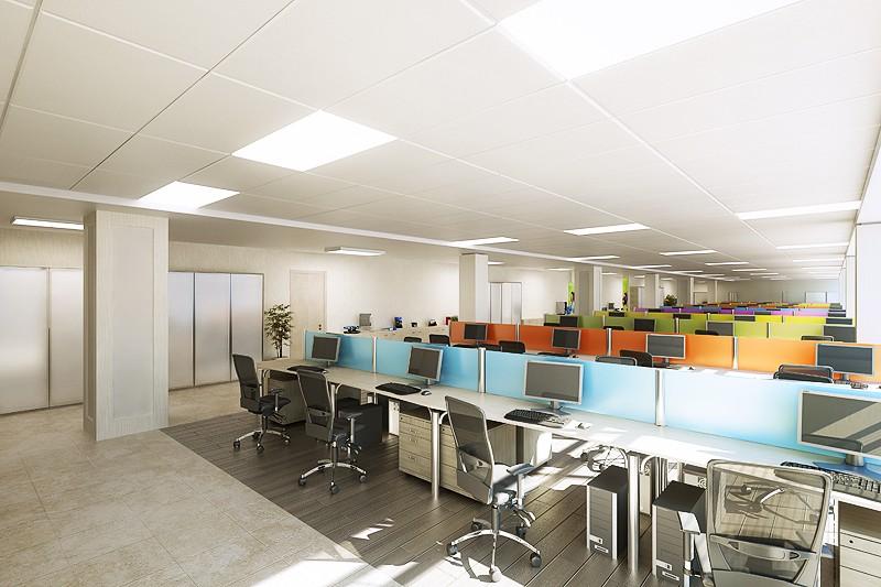 Gợi ý mô hình nội thất lý tưởng cho văn phòng
