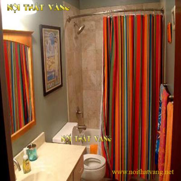 Rèm phòng tắm RPT08 - Rem-phong-tam-RPT08