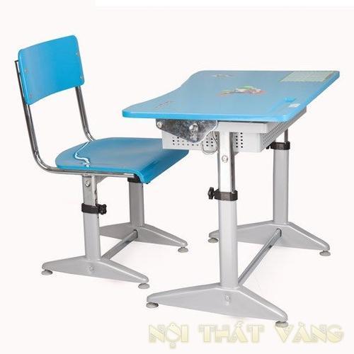 Bàn ghế học sinh BHS-14-04PU