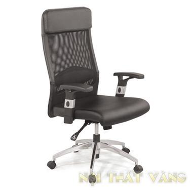 Những thiết kế gọn đẹp cho ghế văn phòng